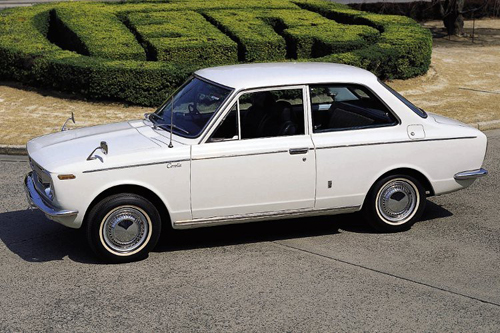 75 Years Toyota From The Loom To The Automobile The