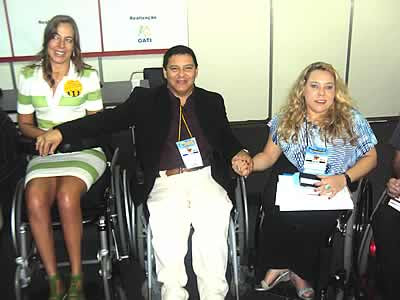 Frente Nacional Parlamentar em Defesa das Pessoas com Deficiência