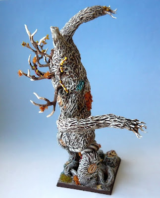 elves - Skavenblight's Wood Elves - Page 3 Dzewo3