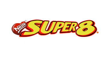 super 8 lchv logos chile vector