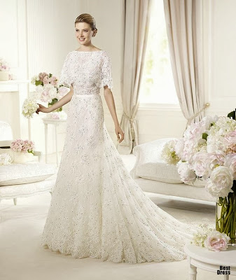 Wedding Dress, Bride Dress - Wedding Requirements Collection 2013