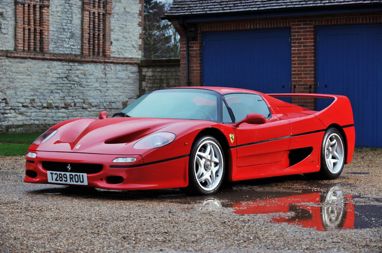 Ferrari F50 Car Wallpaper 42 Car Wallpaper