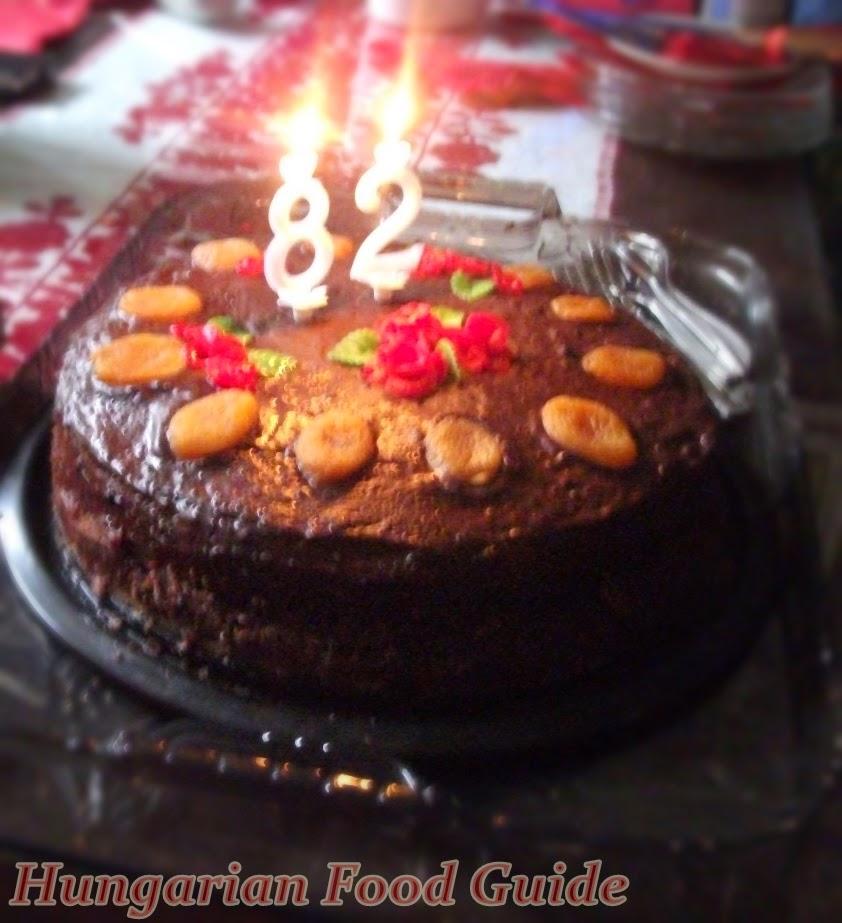 how to make sacher cake