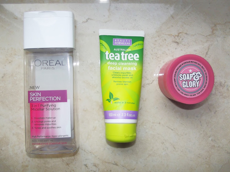 L'Oréal - Tea Tree - Soap&Glory