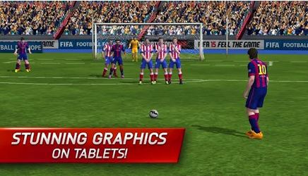 Download FIFA 2015 Ultimate Android APK + Data Off line Full Version