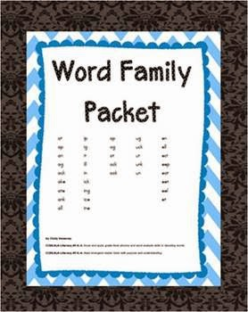 36 word families
