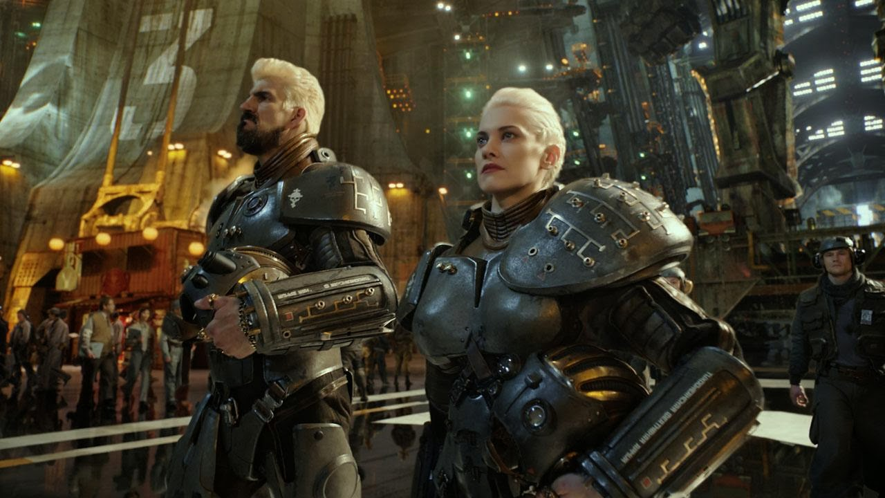 Costumes, crafts, and crying: Pacific Rim: Cherno Alpha ... Pacific Rim Cherno Alpha Pilots