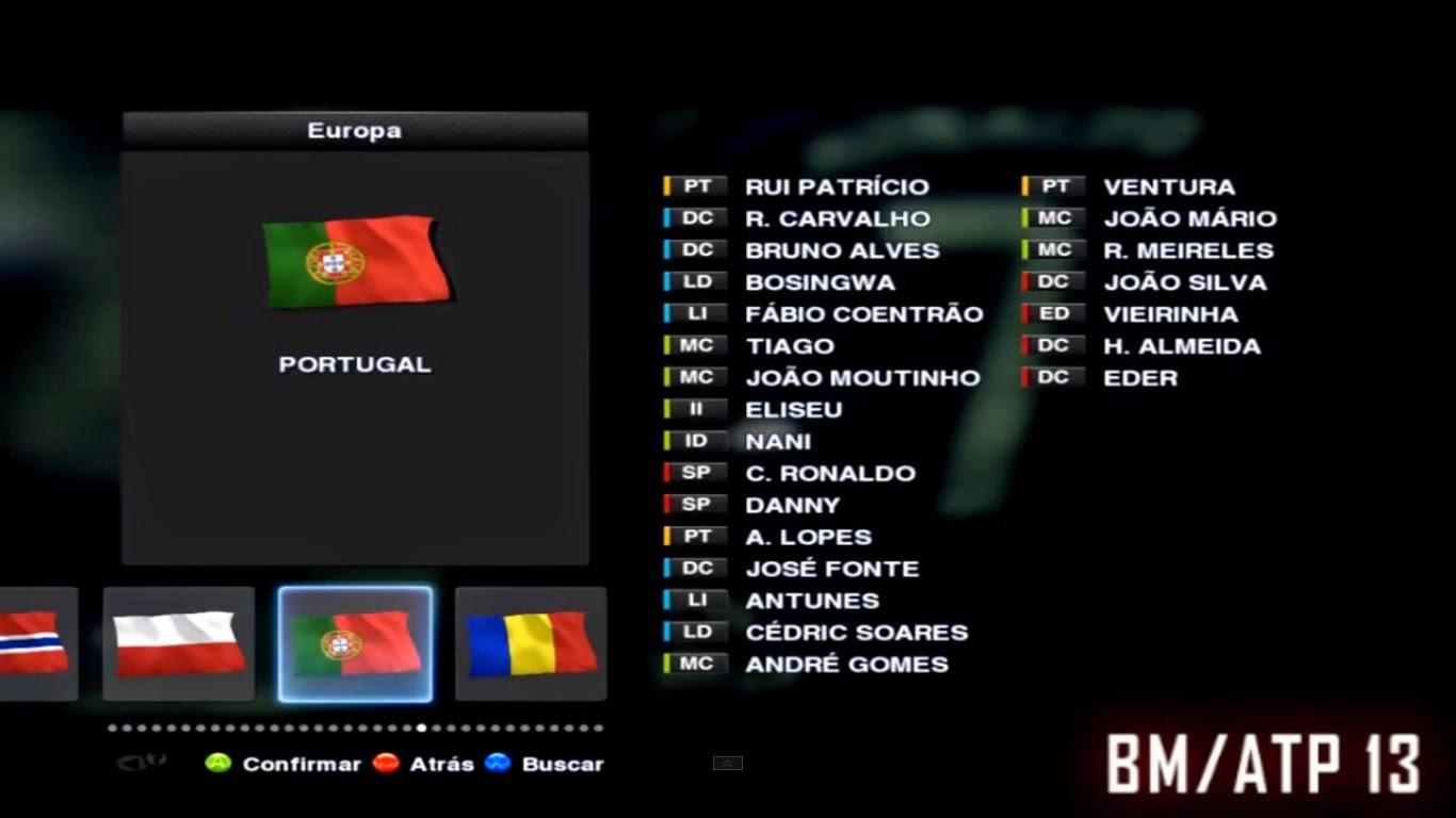 PES (Pes Evolution Soccer)