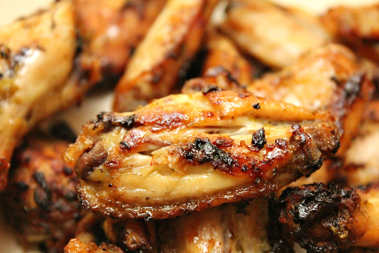 Turtles and Tails: Chili Lime Chicken Wings