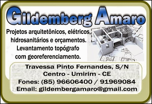 Gildemberg Amaro