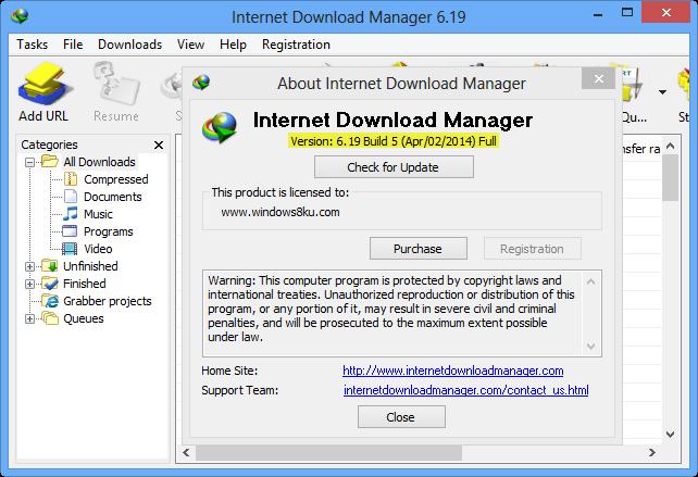 Free Download Manager - gestionnaire rapide de