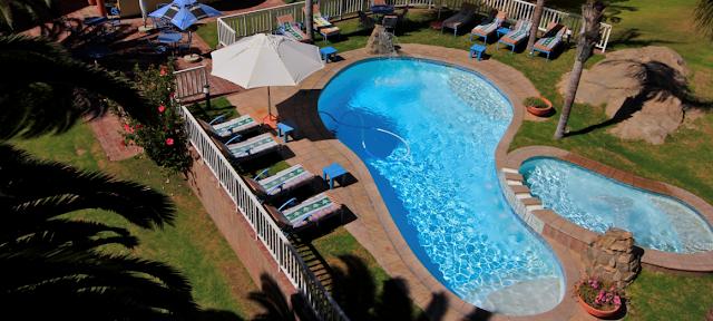 Nest Hotel Luderitz Namibia