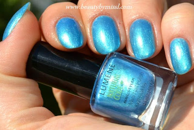 Lumene Natural Code nail polish