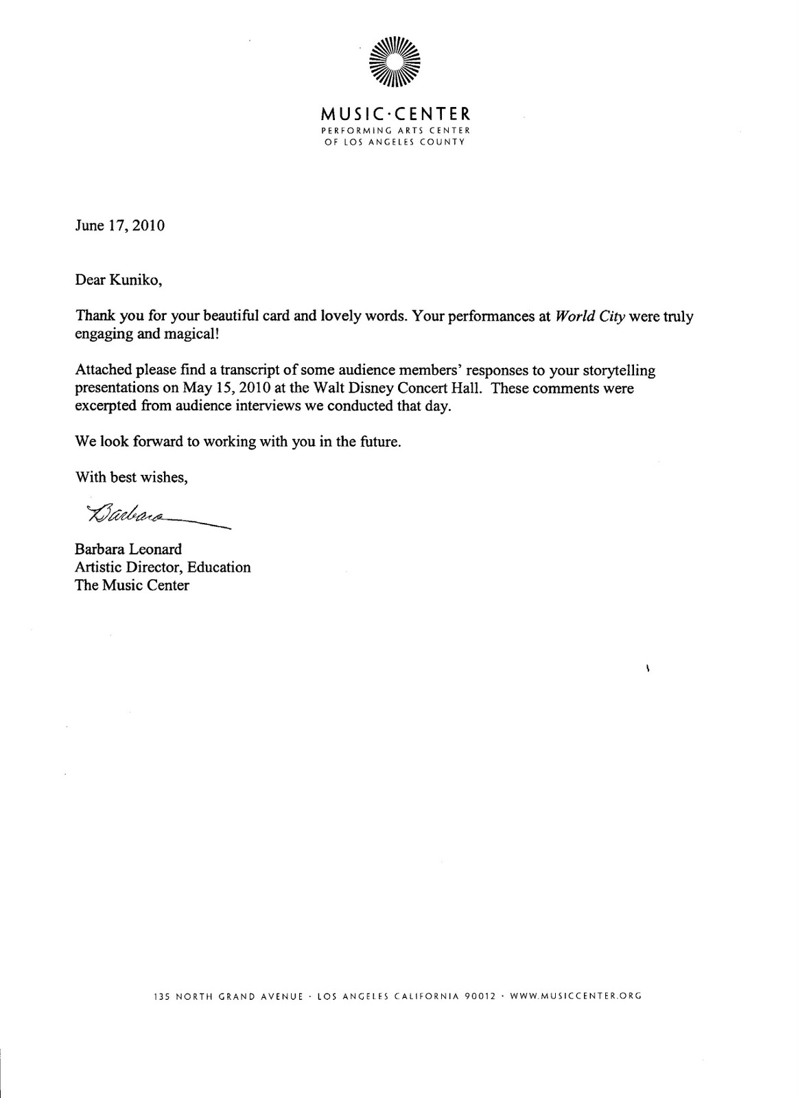 Letter To A Young Artist Pdf