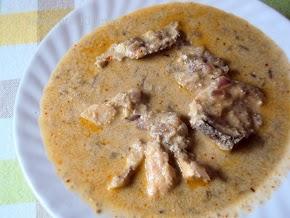 Chicken stew mughlai style