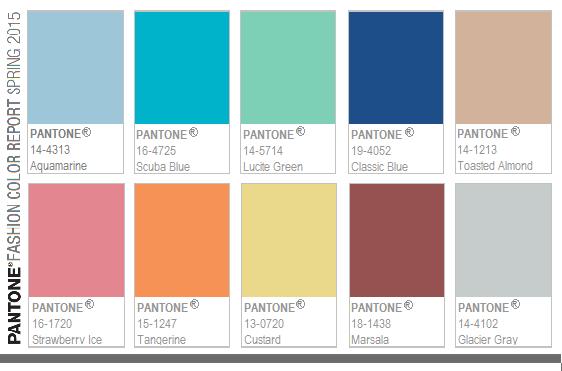 The mutant stomp friends pantone spring 2015 - Color pantone 2015 ...
