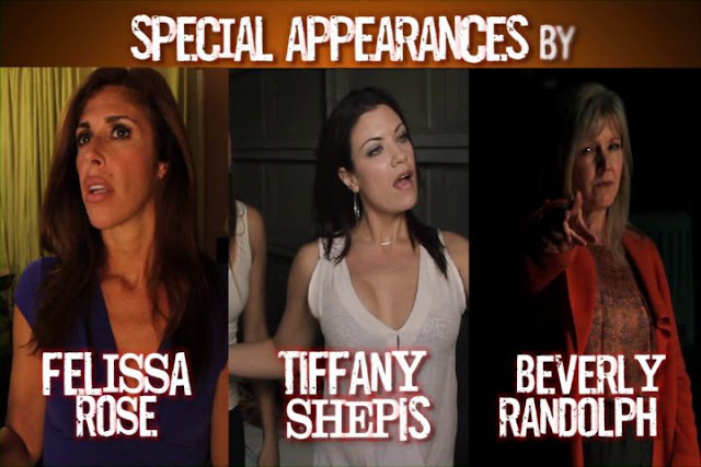 Felissa Rose Tiffany Shepis and Beverly Randolph in Caesar and Otto's Paranormal Halloween