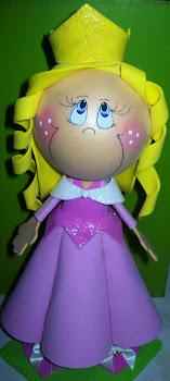 Fofucha Princesa Aurora