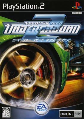 Cheat Terbaru NFS Underground 2 Ps2 Bahasa Indonesia