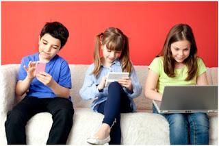 Tips Agar Anak Tetap Aman Dalam Mengakses Internet