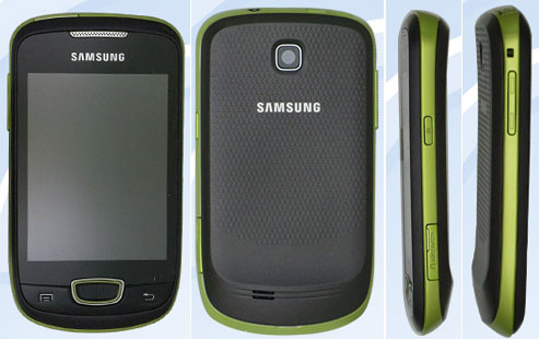 Samsung Galaxy Pop India