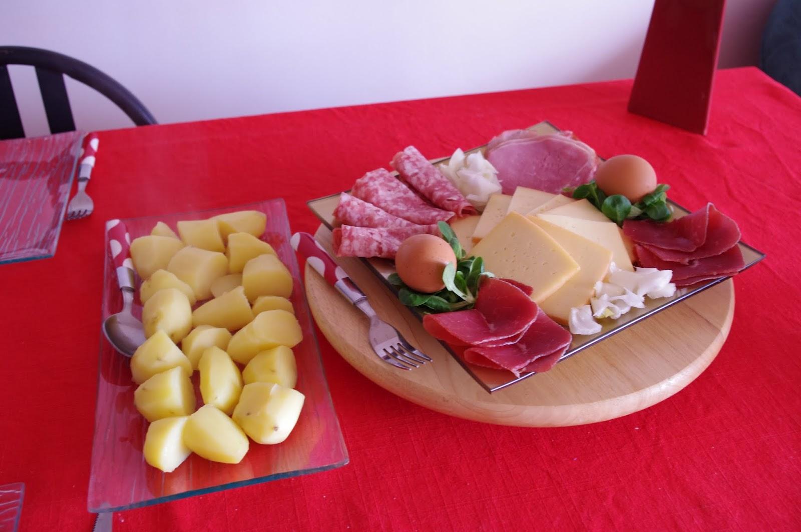 idée raclette