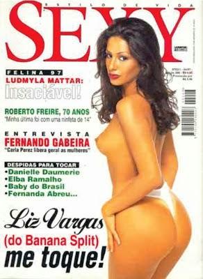 Liz Vargas - Sexy 1995