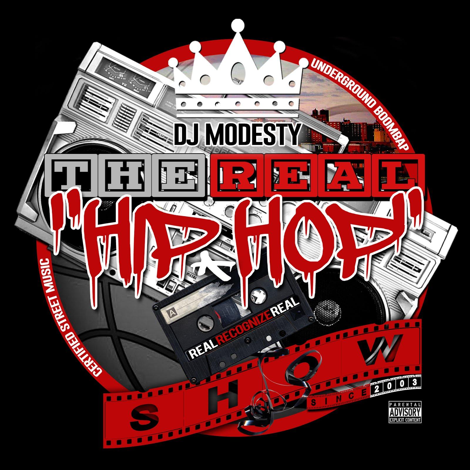DJ MODESTY