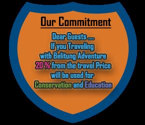 Belitung Adventure Commitment