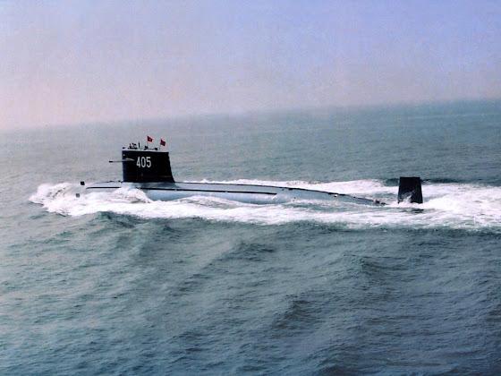 Type-091 (Han) class SSN