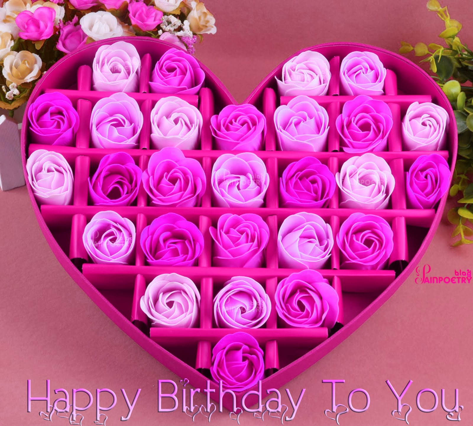 Happy-Birthday-Special-Gift-27-Flower-Fit-In-A-Heart-Image-HD-Wide