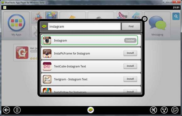 How to Upload pictures to Instagram via PC