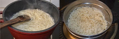 how to cook noodles