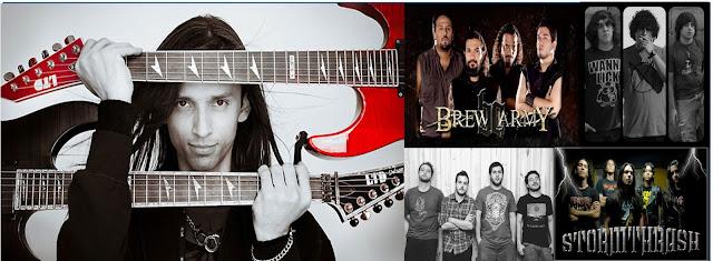 Top 5 Bandas Venezuela Hard Rock 2012