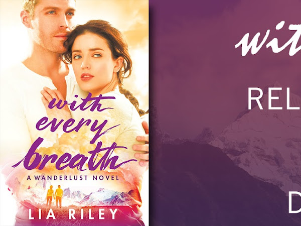 Review + Excerpt: With Every Breath by Lia Riley