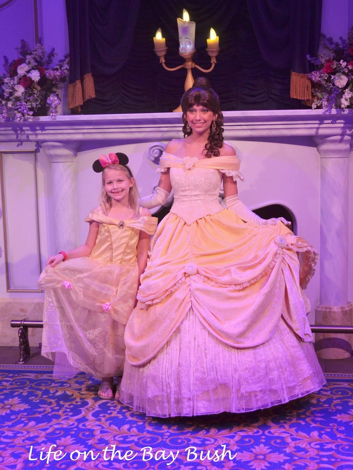 Disney's Magic Kingdom Belle
