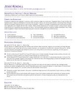 Architecture Resume2