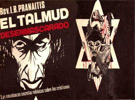 EL TALMUD DENMASCARADO PADRE PRANAITIS
