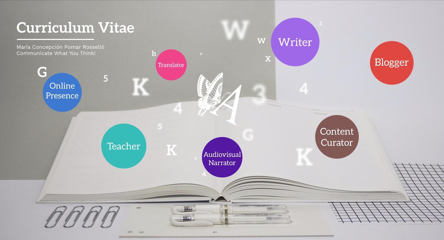 Interactive CV