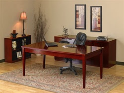 Home Office Furniture Configuration
