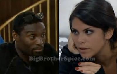 Big Brother 15 Howard Amanda Sexual Harassment