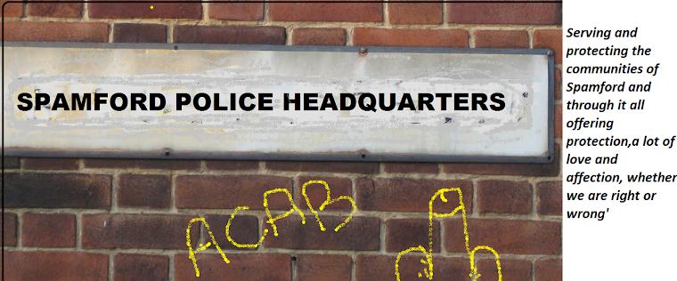 Spamford Police