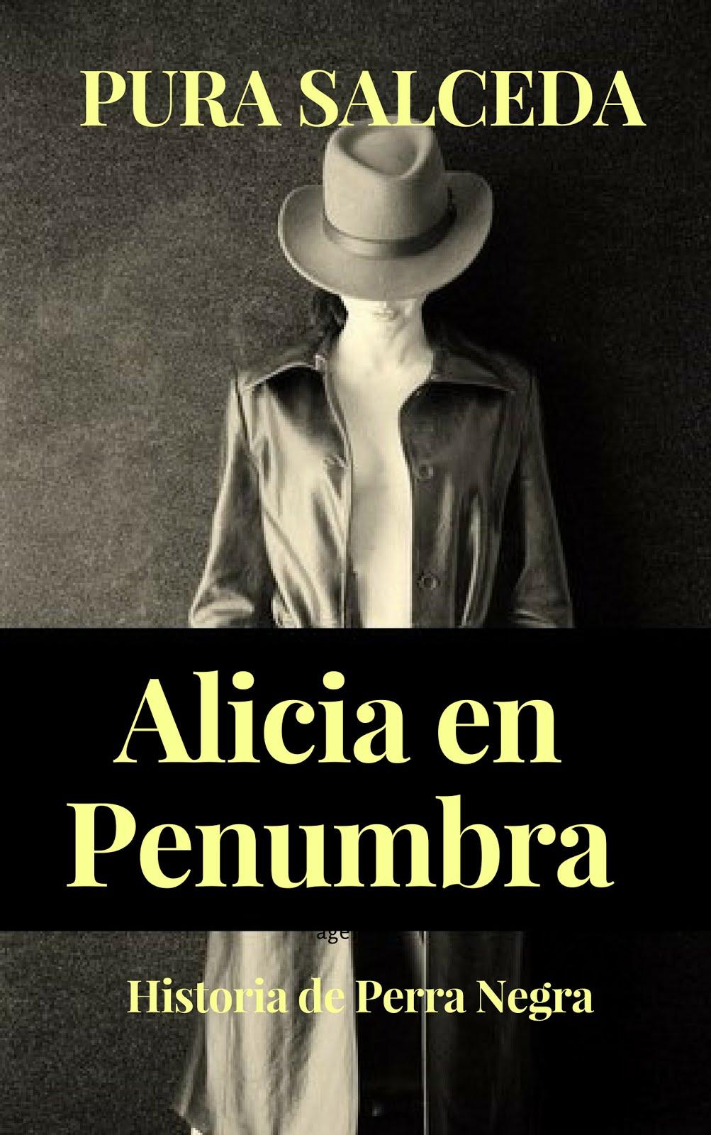 Alicia en Penumbra. Historia de Perra Negra (2018). Novela