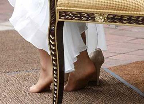 Tumit kaki siapa ni? (Update)