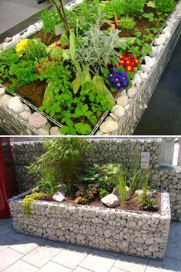 Conseils d co et relooking id es cr atives pour faire une for Bordure metal pour jardin