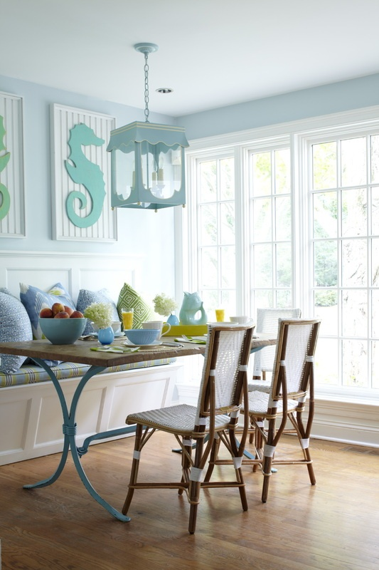 Decor You Adore: Dine in tonight on a Banquette
