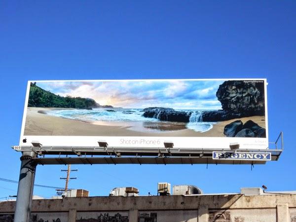 Shot on iPhone 6 Chuck A billboard