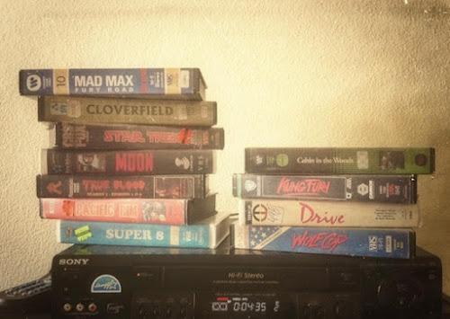 Filmes novos lançados em VHS