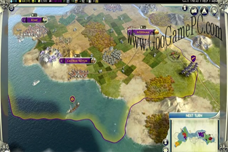 Civilization V + DLC + Expansions PC MULTi-6 PC Games Download-www.googamepc.com