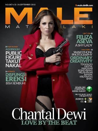 MALE Mata Lelaki 047 - Chantal Dewi